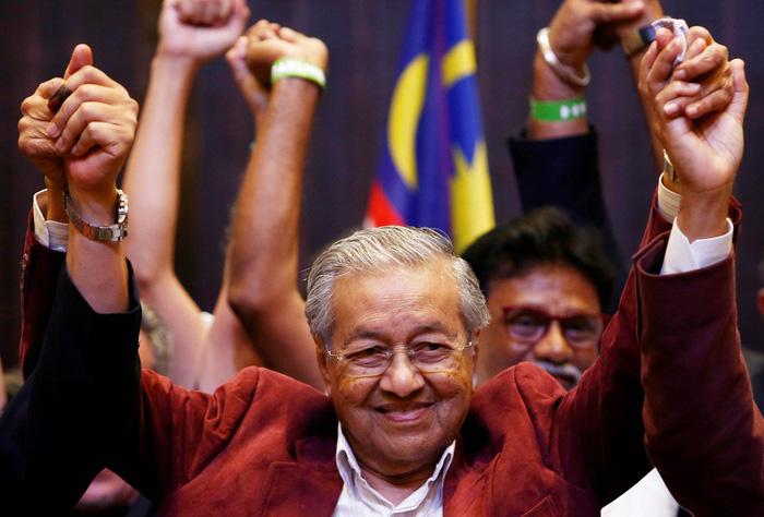 Ông Mahathir và sứ mệnh  giữ lửa hi vọng - Ảnh 1.