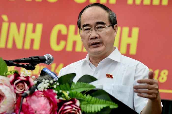 Cử tri Bình Chánh kiến nghị bí thư TP.HCM về dự án Sing Việt - Ảnh 1.