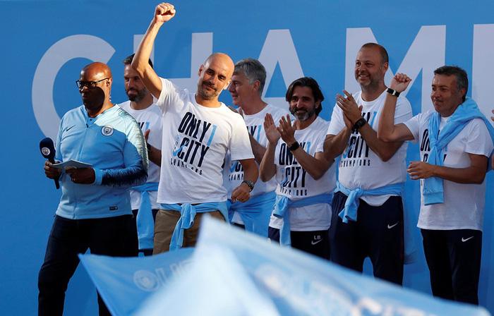 Nhờ đâu Man City có hành trình hoàn hảo mùa 2017-2018? - Ảnh 6.
