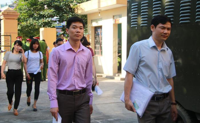 Xét xử bác sĩ Hoàng Công Lương vụ 8 bệnh nhân chạy thận tử vong - Ảnh 1.