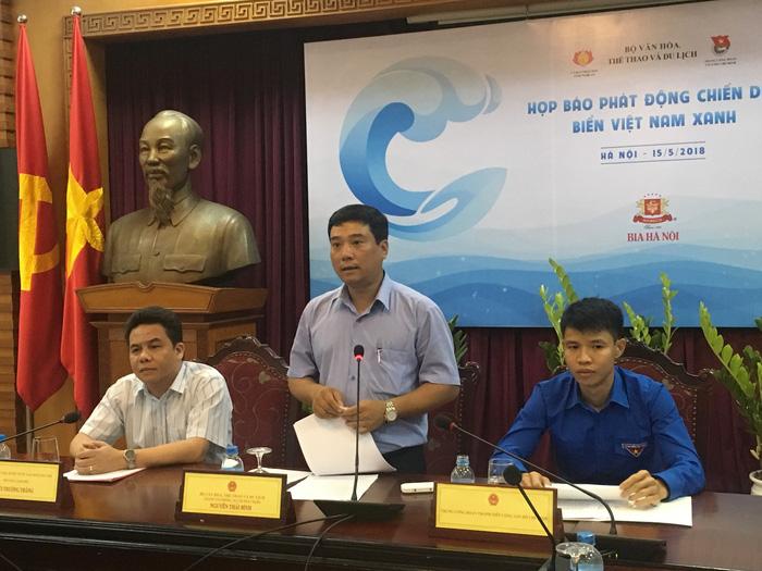 Đông Nhi, Tóc Tiên, Đức Phúc... tham gia bảo vệ môi trường du lịch - Ảnh 1.