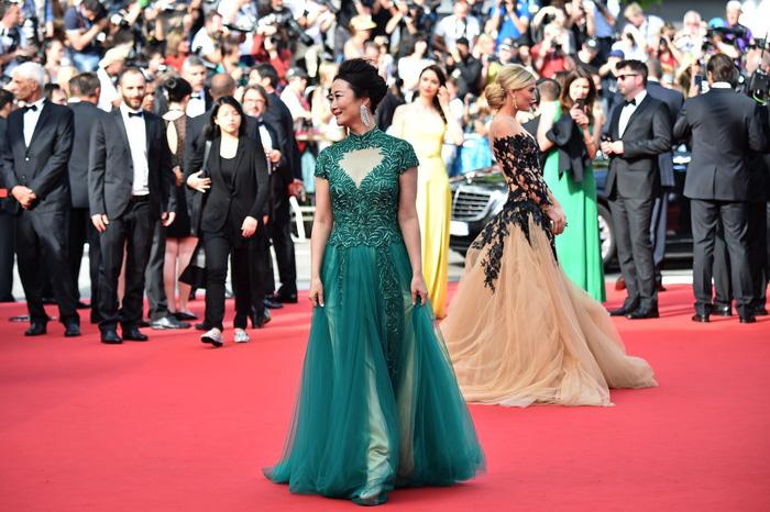 Cannes ngập tràn dàn người đẹp châu Á từ vô danh đến nổi tiếng - Ảnh 10.