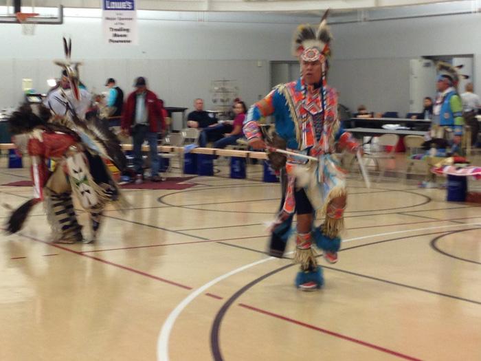 Độc đáo lễ hội 'Pow Wow' của người da đỏ - Ảnh 5.