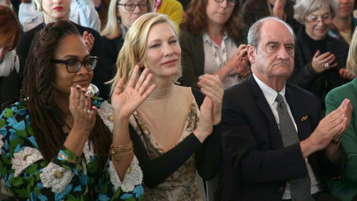 Dưới sức ép của Cate Blanchett, Cannes cam kết tôn trọng phụ nữ - Ảnh 3.