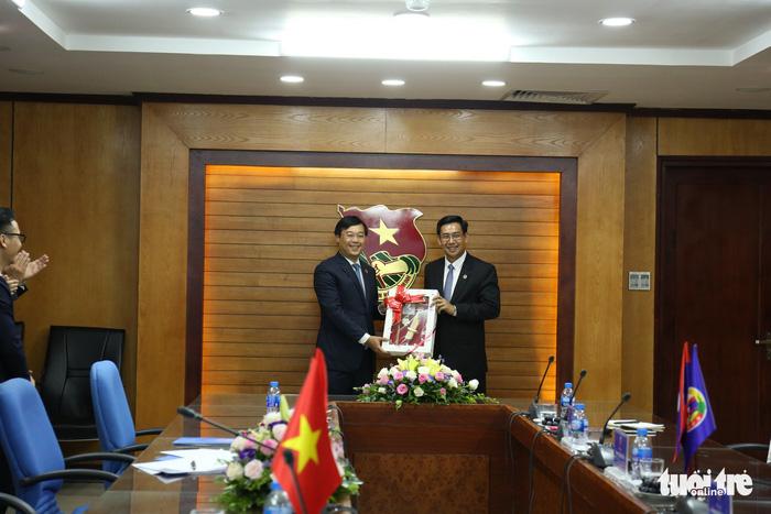 Tạo dấu ấn mạnh mẽ trong quan hệ thanh niên Việt - Lào - Ảnh 2.
