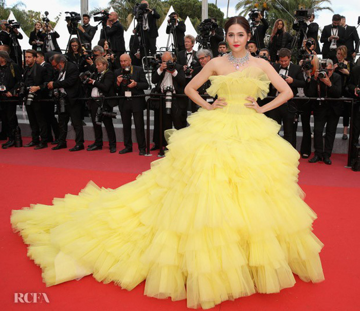 Cannes ngập tràn dàn người đẹp châu Á từ vô danh đến nổi tiếng - Ảnh 2.