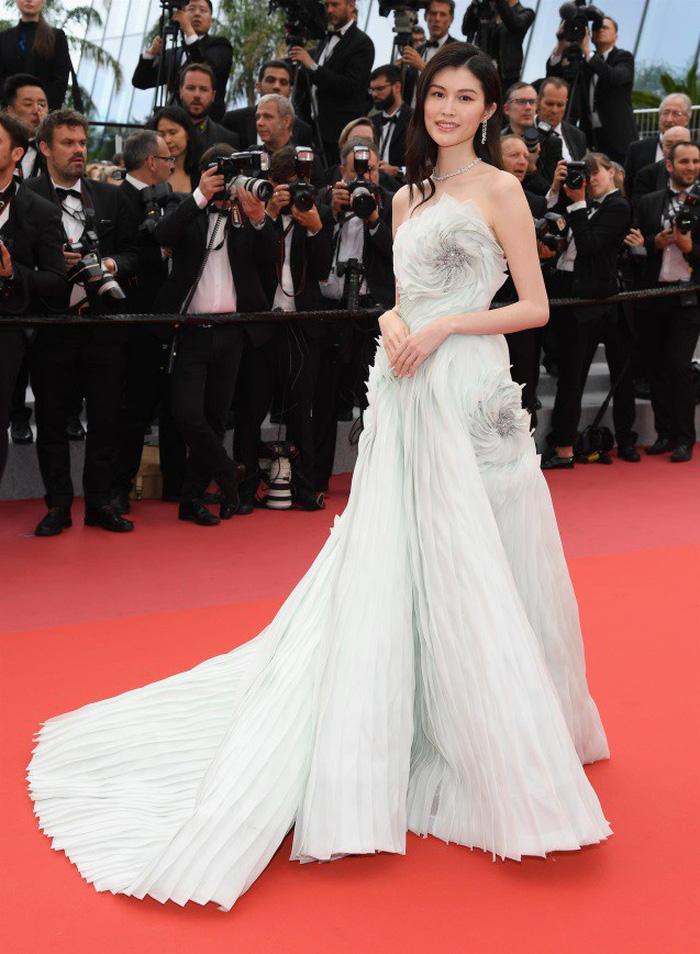 Cannes ngập tràn dàn người đẹp châu Á từ vô danh đến nổi tiếng - Ảnh 5.