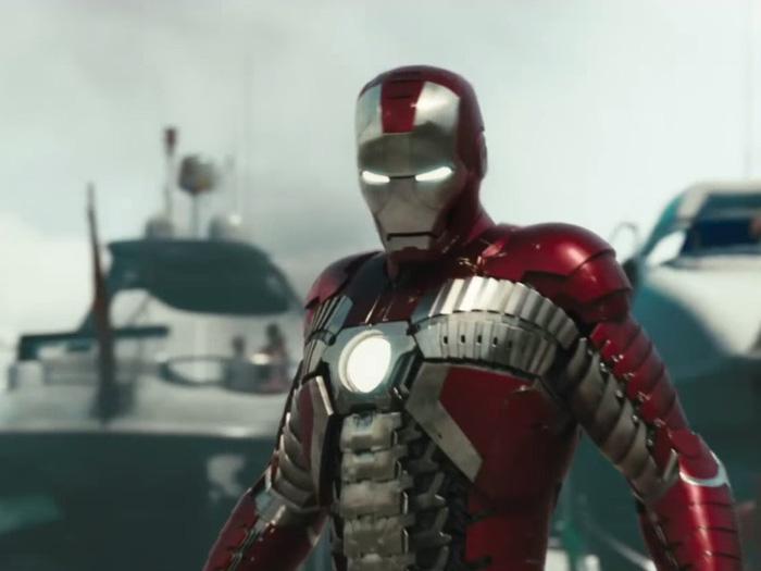 Âm mưu gì sau việc bộ giáp Iron Man đời đầu mất tích bí ẩn? - Ảnh 1.
