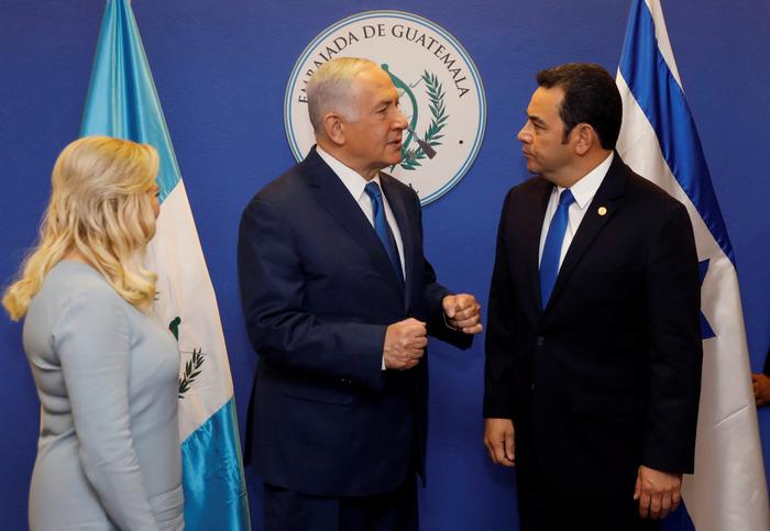 Đến lượt Guatemala mở sứ quán ở Jerusalem - Ảnh 1.