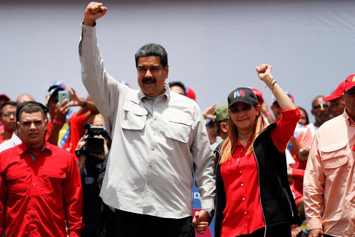 Thêm một công ty Mỹ bỏ của chạy lấy người ở Venezuela - Ảnh 1.