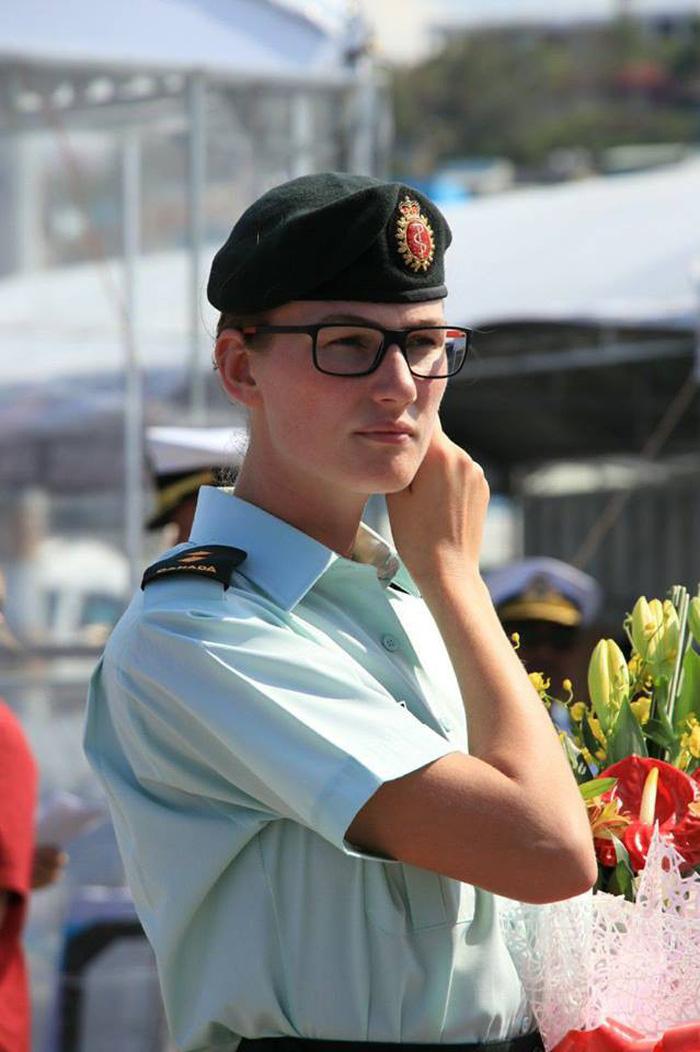 Siêu bệnh viện USNS Mercy của Hải quân Mỹ đến Nha Trang - Ảnh 14.