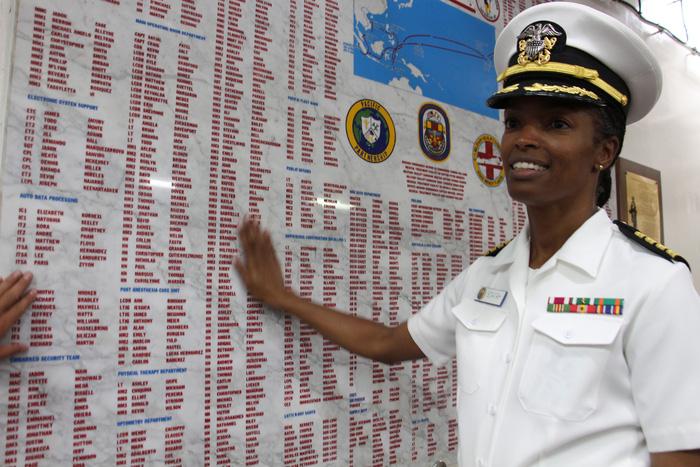 Siêu bệnh viện USNS Mercy của Hải quân Mỹ đến Nha Trang - Ảnh 15.