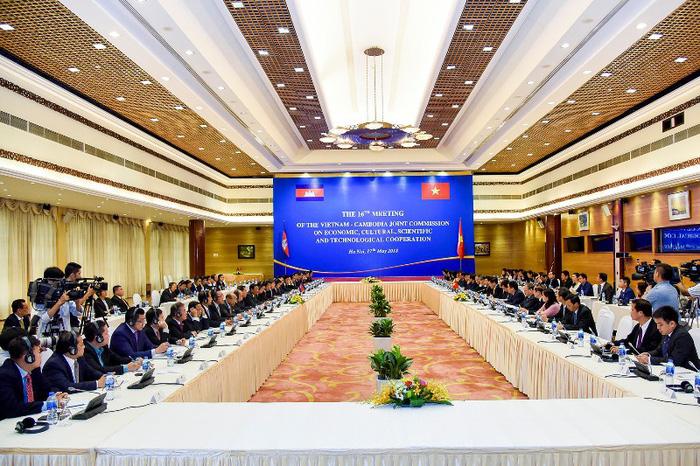 Việc phân giới, cắm mốc Việt Nam - Campuchia đạt 84% - ảnh 2