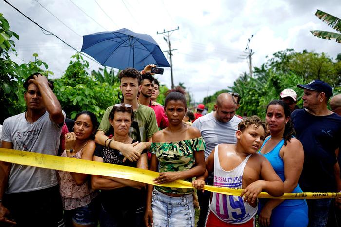 Máy bay rơi ở Cuba, hơn 100 hành khách thiệt mạng - Ảnh 2.