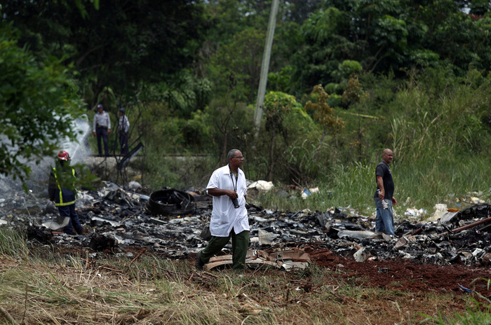 Máy bay rơi ở Cuba, hơn 100 hành khách thiệt mạng - Ảnh 3.