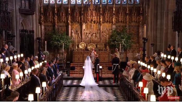 Những khoảnh khắc đẹp nhất của đám cưới Hoàng gia - Ảnh 10.