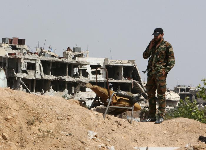 Iran và Israel tiến gần đến xung đột quân sự? - Ảnh 1.