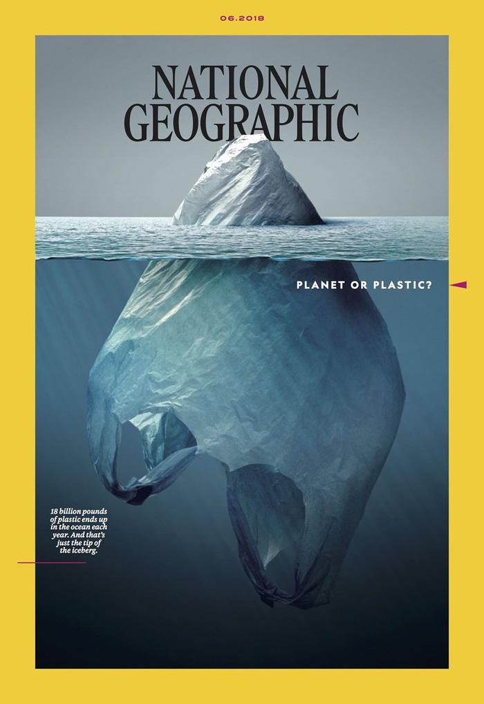 Ám ảnh vì thế giới ngập trong rác thải nhựa - Ảnh 1.