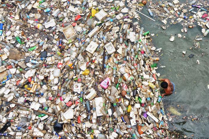Ám ảnh vì thế giới ngập trong rác thải nhựa - Ảnh 4.