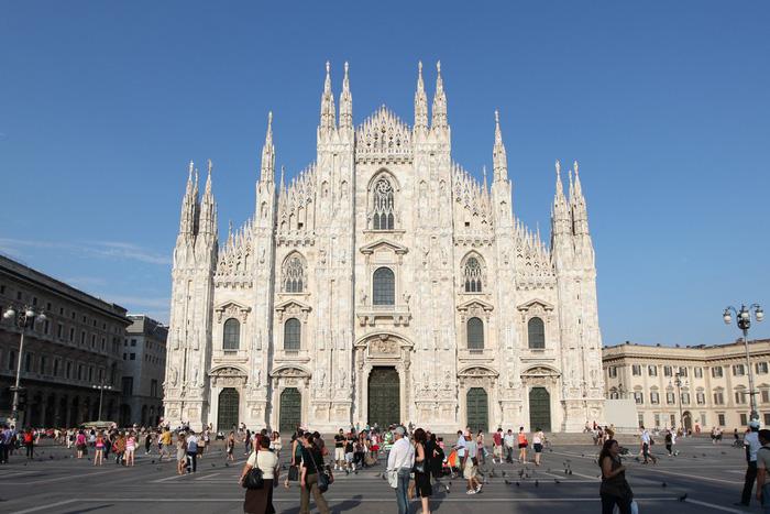 5 địa điểm nhất định phải ghé thăm khi tới Milan - Ảnh 1.