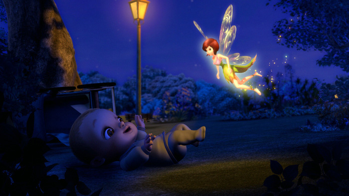Cuộc hành trình mới của Peter Pan và nàng tiên Tinker Bell - Ảnh 5.