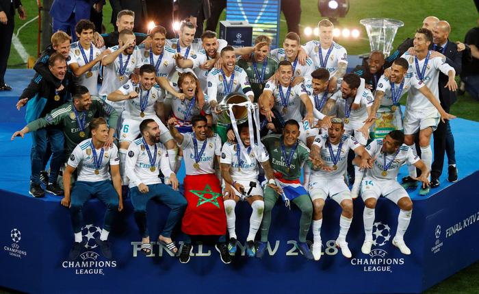 Nụ cười và nước mắt Champions League ở Kiev - Ảnh 25.