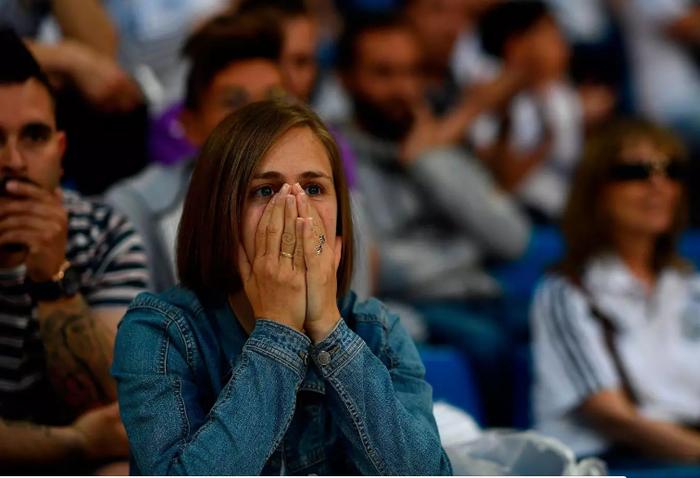 Nụ cười và nước mắt Champions League ở Kiev - Ảnh 5.