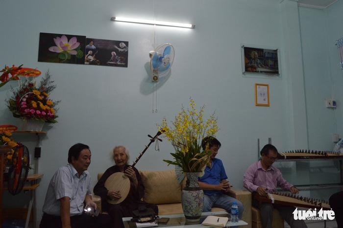 Nhạc sư Vĩnh Bảo về Đồng Tháp sinh sống - Ảnh 2.