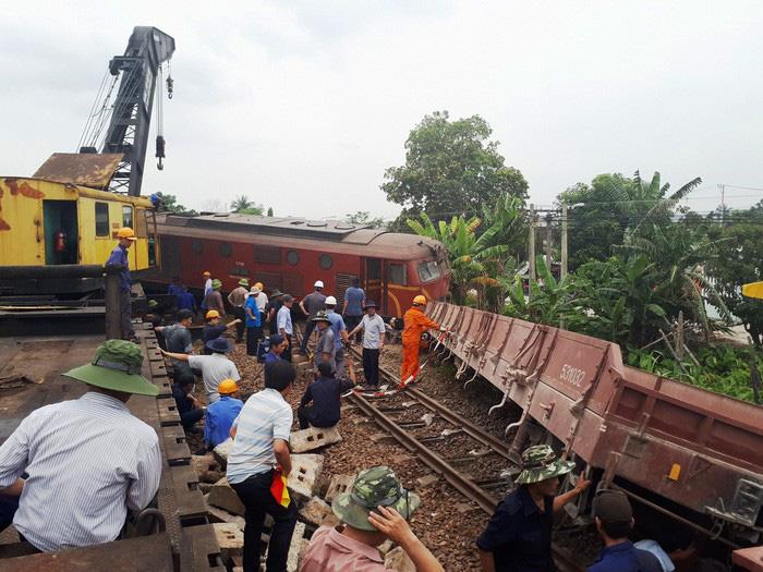 Liên tục tai nạn, lãnh đạo ngành đường sắt bị phê bình nghiêm khắc - Ảnh 1.