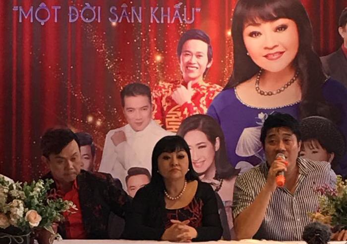 Hương Lan kỷ niệm nửa thế kỷ ca hát với Một đời sân khấu - Ảnh 3.