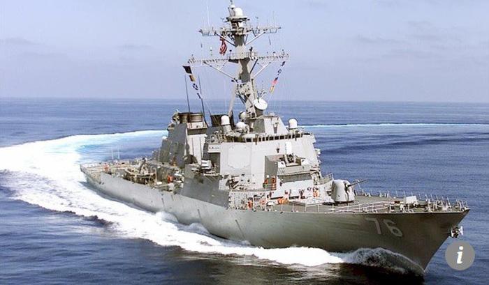 Mỹ tuyên bố tiếp tục đối đầu Trung Quốc trên Biển Đông - Ảnh 2.