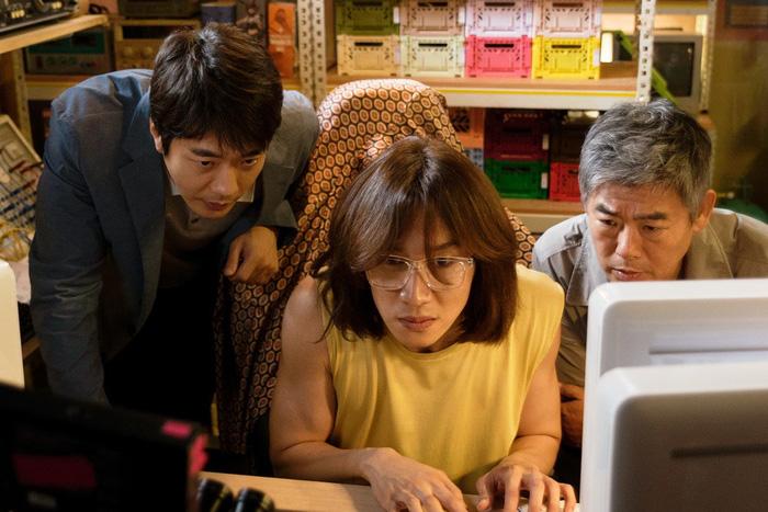 Kwon Sang Woo làm thám tử sợ vợ trong The Accidental Detective 2 - Ảnh 5.