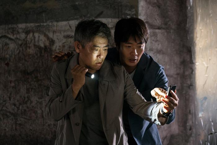 Kwon Sang Woo làm thám tử sợ vợ trong The Accidental Detective 2 - Ảnh 7.