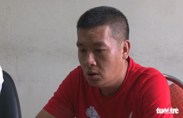 Bắt một người Trung Quốc dùng thẻ giả rút trộm tiền ATM