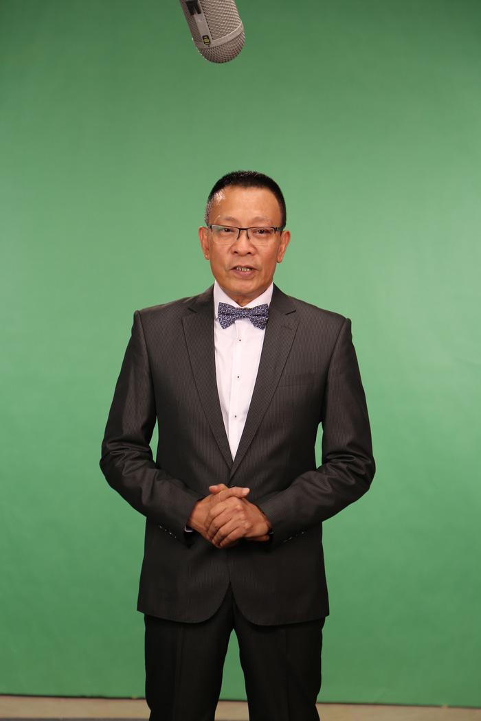 MC quốc dân Lại Văn Sâm tương tác trực tuyến với khán giả - Ảnh 3.