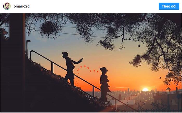 20 sắc thái tình yêu qua nét vẽ dễ thương của họa sĩ Anh - Ảnh 12.