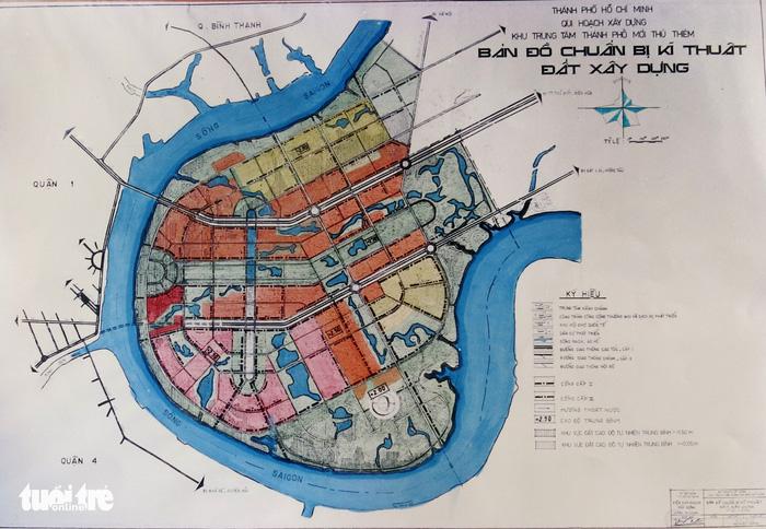 Ông Võ Viết Thanh công bố 13 bản đồ quy hoạch Thủ Thiêm 1/5000 - Ảnh 10.