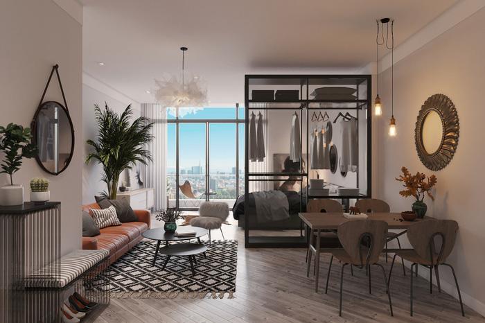 Xu hướng nội thất thượng lưu trong căn hộ ở Hà Nội  - Ảnh 2.