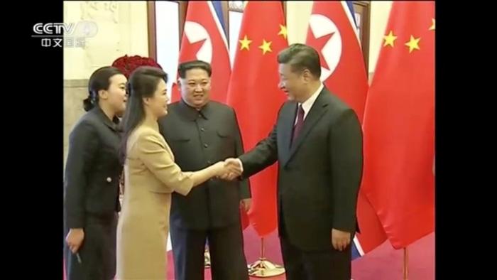 Trung Quốc xác nhận ông Tập tiếp Kim Jong Un ở Đại Liên - Ảnh 4.