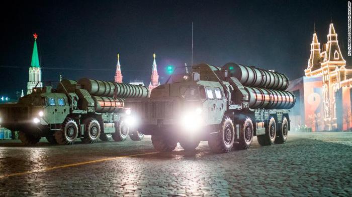 Hệ thống tên lửa phòng không S-400
