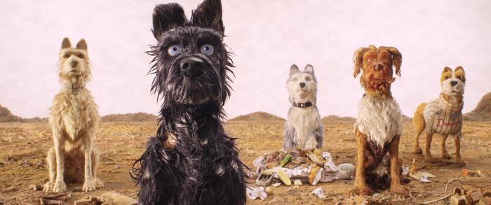 Isle of Dogs: Phim hoạt hình độc lạ vào Lễ thiếu nhi 1-6 - Ảnh 2.