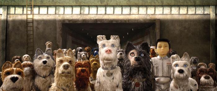 Isle of Dogs: Phim hoạt hình độc lạ vào Lễ thiếu nhi 1-6 - Ảnh 3.