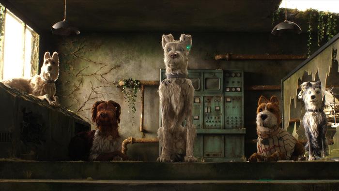 Isle of Dogs: Phim hoạt hình độc lạ vào Lễ thiếu nhi 1-6 - Ảnh 4.