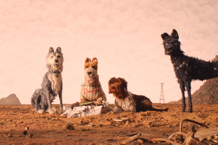 Isle of Dogs: Phim hoạt hình độc lạ vào Lễ thiếu nhi 1-6 - Ảnh 6.