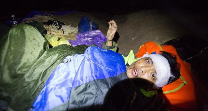 Chàng trai 8X chinh phục hang động: Hi vọng là thứ chết sau cùng - Ảnh 4.