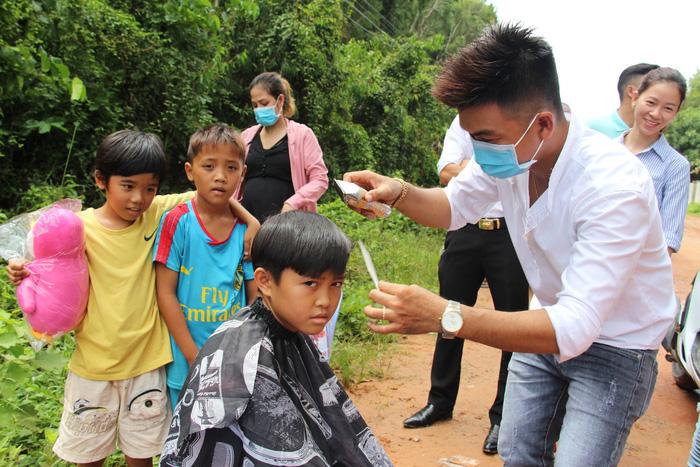 Ngày 1-6 ý nghĩa của 80 trẻ ở bãi rác trên đảo Phú Quốc - Ảnh 5.