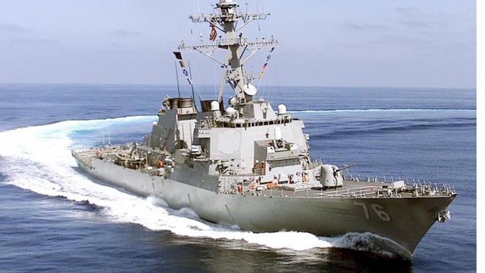 Mỹ cảnh báo cho 'nổ tung' đảo nhân tạo Trung Quốc xây trái phép - Ảnh 2.