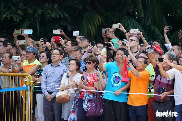 Thượng đỉnh Kim - Trump ở Singapore: an ninh đi kèm văn minh - Ảnh 10.