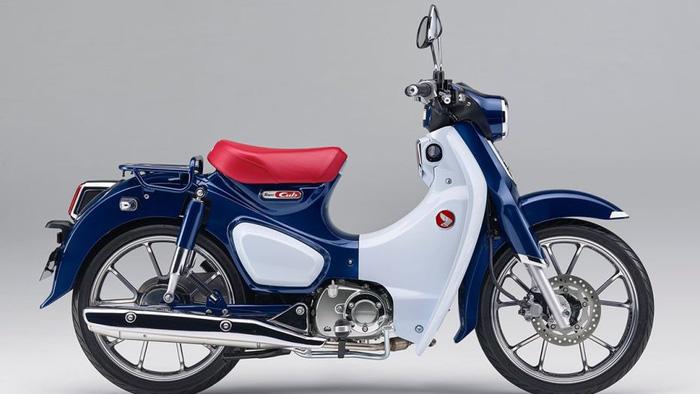 Honda Super Cub huyền thoại trở lại Mỹ - Ảnh 1.