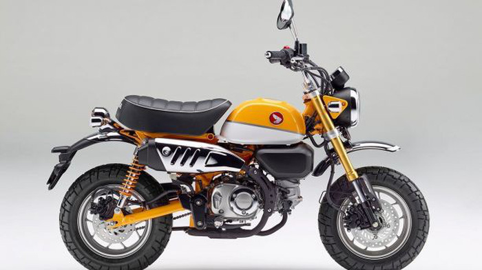 Honda Super Cub huyền thoại trở lại Mỹ - Ảnh 3.